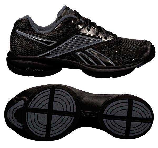 3147b84516b Reebok. Reebok - Simplytone Us Womens Shoes In Black Silver