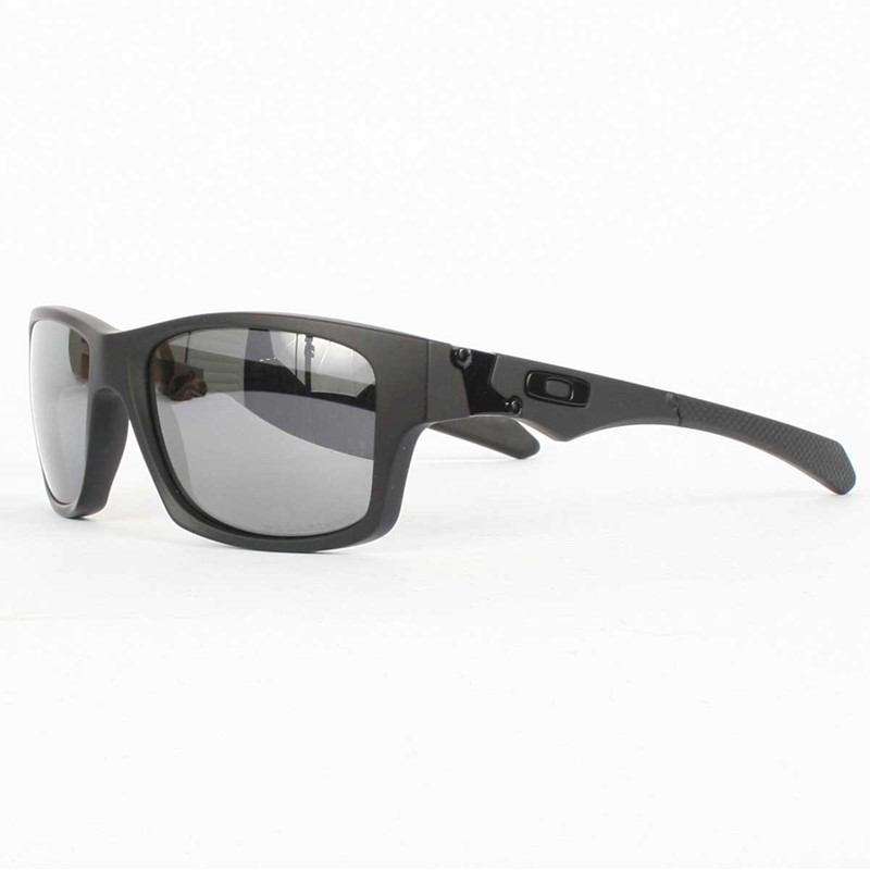 9a49a37420 Oakley. Oakley - Mens Jupiter Squared Sunglasses in Matte Black   Black  Iridium Polarized