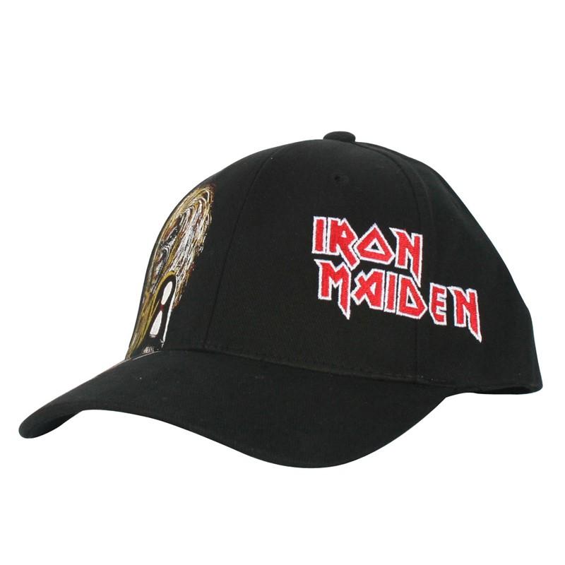 Iron Maiden - Killers Ball Cap Snapback Hat in Black 8e5de40163d