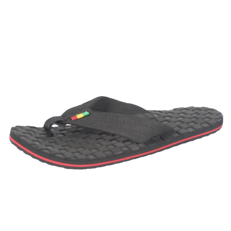Vans. Vans - Mens M Thresher Sandals In Black Rasta Checkered ce054aca8