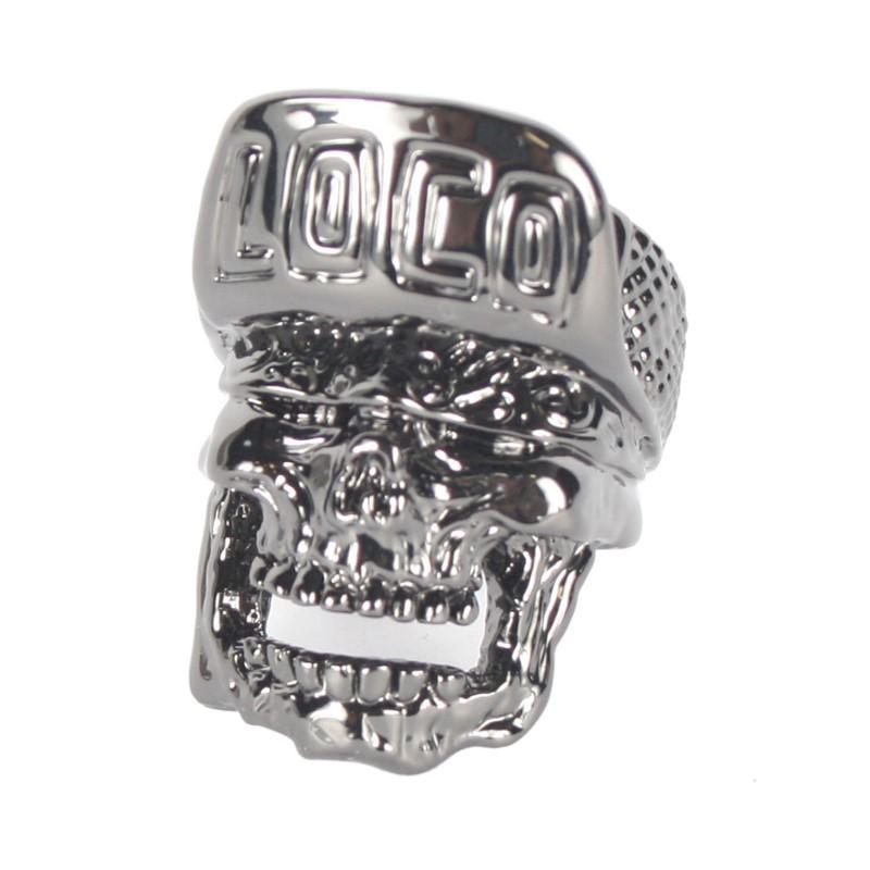 Han Cholo Skull Ring