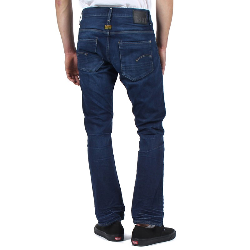 03b66b327b3 G-Star Raw - Mens New Radar Slim Fit Jeans in Medium Aged | eBay
