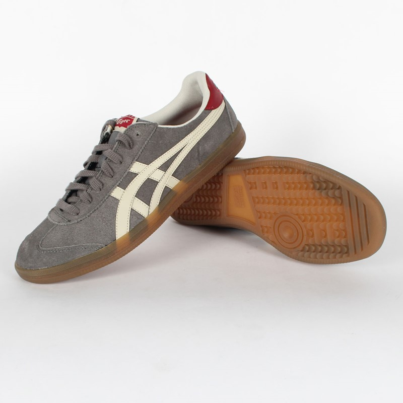 pretty nice 982d9 af88c Asics - Mens Onitsuka Tiger Tokuten Su Shoes In Charcoal/Birch
