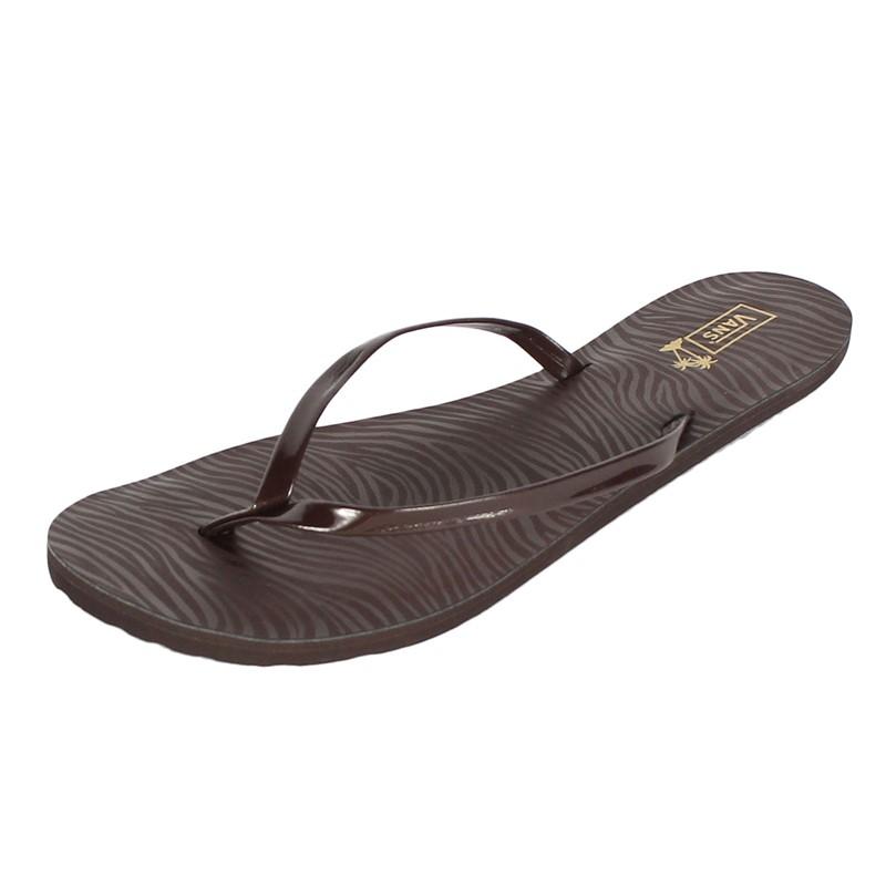 396b4fe01742e8 Vans - Womens Del Mar Sandals In Zebra Es