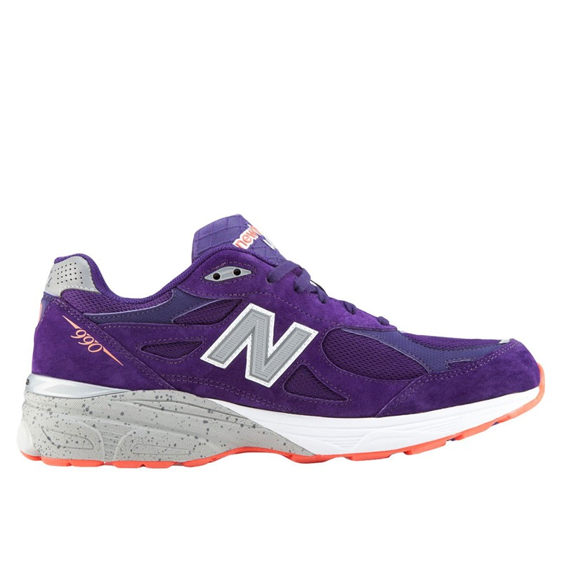 New Balance - Womens Womens Limited Edition Boston 990v3 Stability Running  Shoes 8feb088a10