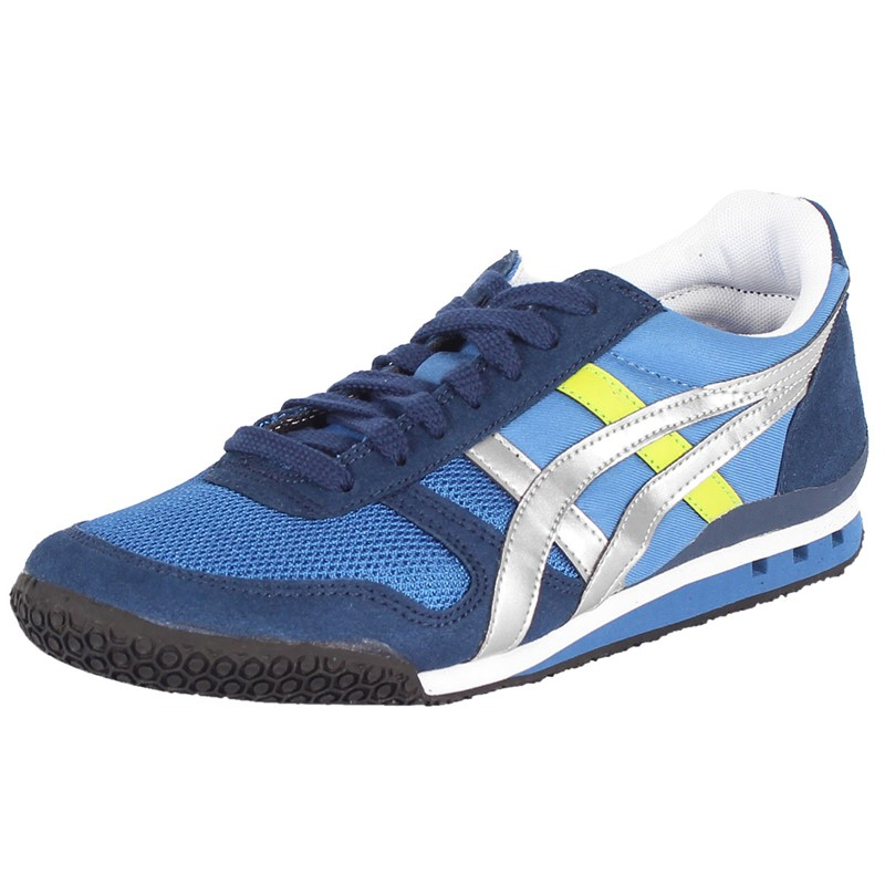 cheap for discount f39fa ccbb6 Asics - Mens Onitsuka Tiger Ultimate 81 Shoes In Royal/Silver