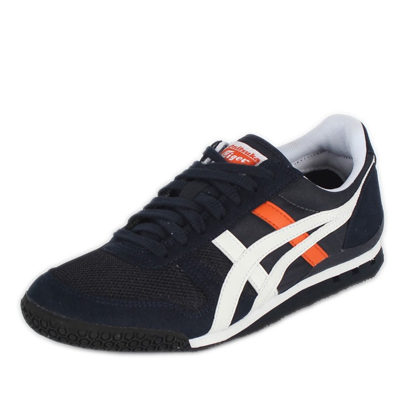 online store 3b6d3 cf96f Asics - Mens Onitsuka Tiger Ultimate 81 Shoes In Dark Navy/White