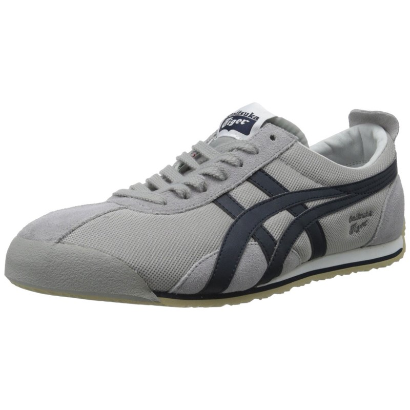 size 40 d7a09 3987d Asics - Mens Onitsuka Tiger Fencing Shoes In Grey/Navy