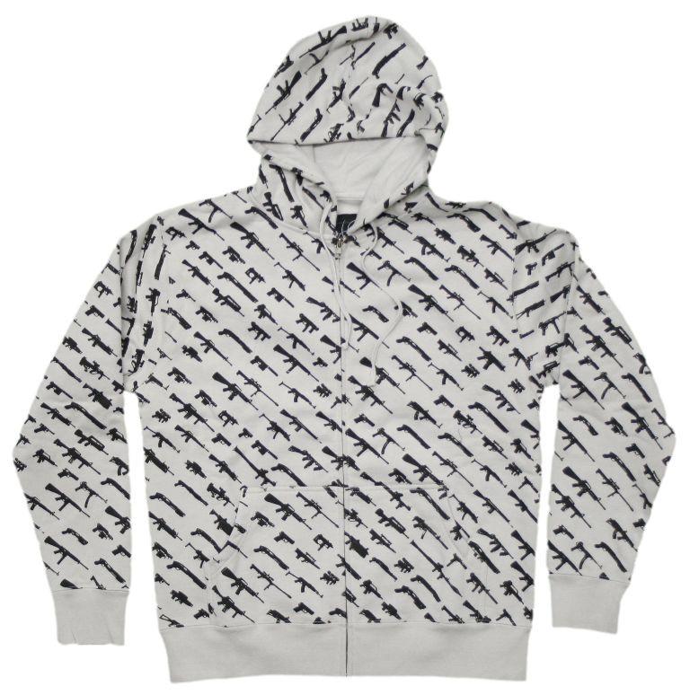 Rogue status gun show hoodie