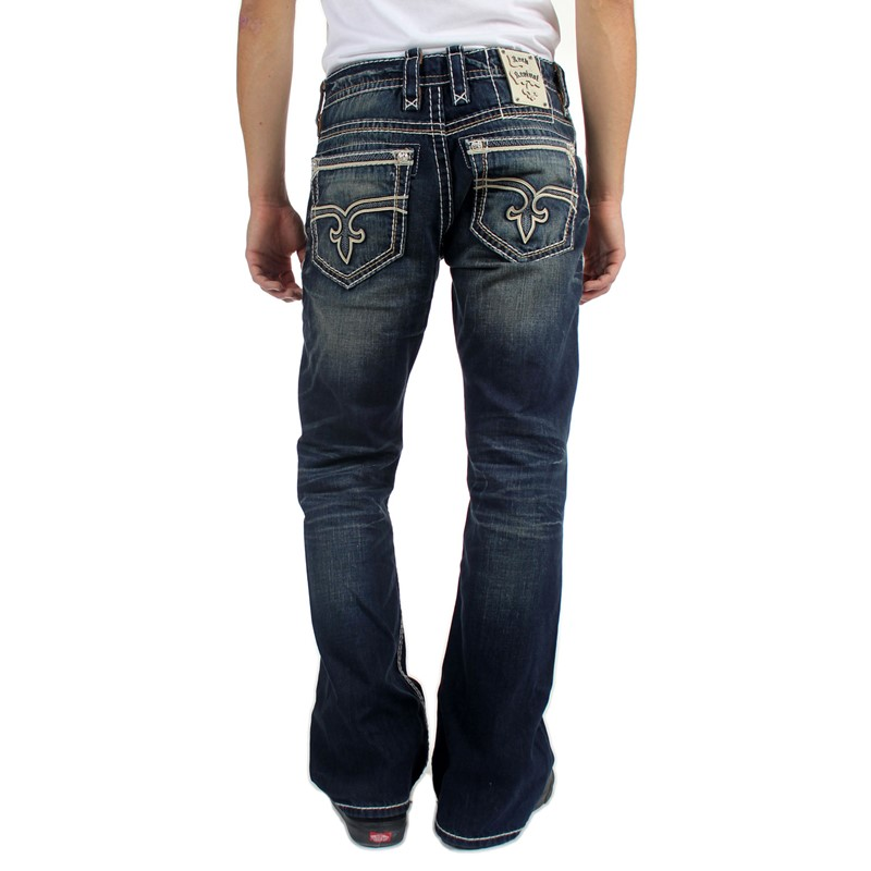 How to rock revival jeans fit