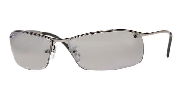 3586873d171 Ray-Ban RB3183 004 82 Gunmetal Sunglasses