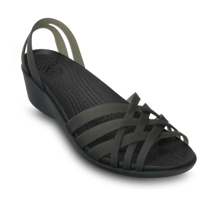 f35827d0d48c0 Crocs - Women Huarache Mini Wedge Women Shoes