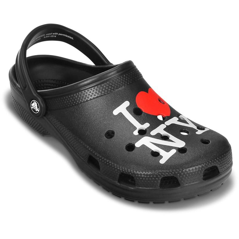 7f5df114d Crocs - Unisex I Love New York Classic Clog