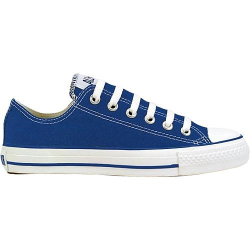 35ad53c3df071e Converse. Converse Chuck Taylor All Star Shoes (1J756) Low Top in Royal Blue