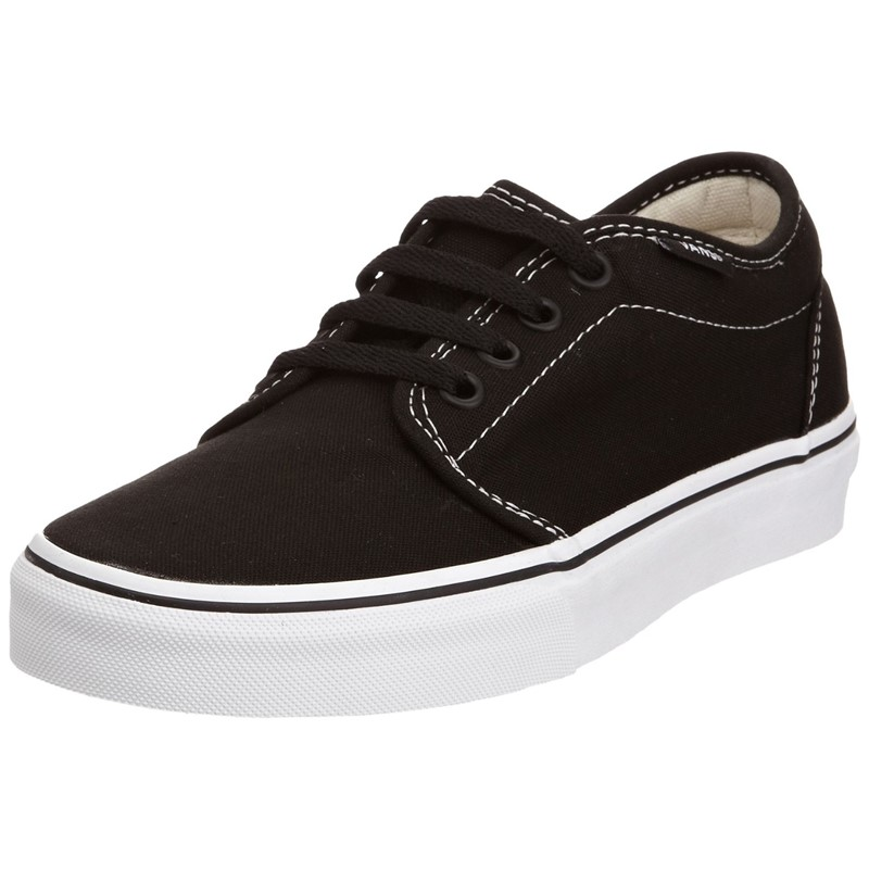 9e61bd2aa66684 Vans. Vans - U 106 Vulcanized Shoes In Black White