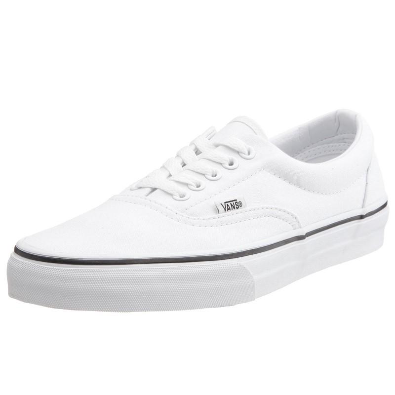 c84b50aa529 Vans - U Era Shoes In True White