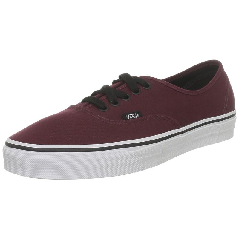 798316b408 Vans. Vans - U Authentic Shoes In Port Royale Black