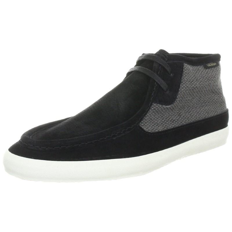7363bffa05 Vans - Mens M Rata Mid Shoes In Black Turtle Dove