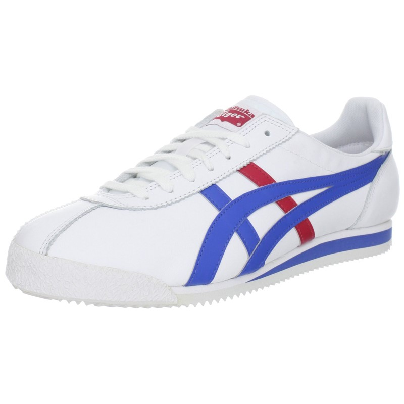 pretty nice ab49b 411fe Asics - Mens Onitsuka Tiger Tiger Corsair Le Shoes In White/Daphne
