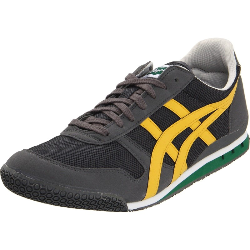 sports shoes 086fc 0ef9a Onitsuka Tiger: Asics - Mens Ultimate 81 Shoes in Castle Rock/Yellow