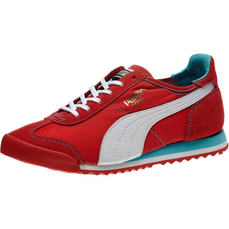 Puma. Puma - Womens Roma Slim Nylon Shoes 5510a6b74