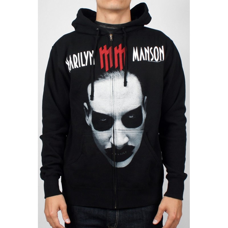 Marilyn manson hoodies