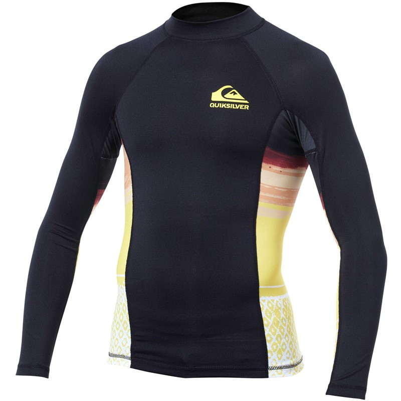 Quiksilver Boys Repeater Long Sleeve Surf T Shirt