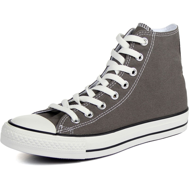 100% authentic 3c2bd 97ed3 Converse Chuck Taylor All Star Shoes (1J793) Hi Top in Charcoal