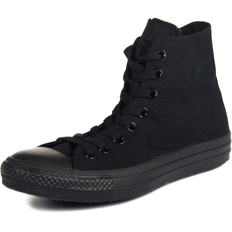 e6747f0ba5a0 Converse Chuck Taylor All Star Shoes (M3310) Hi Black Monochrome