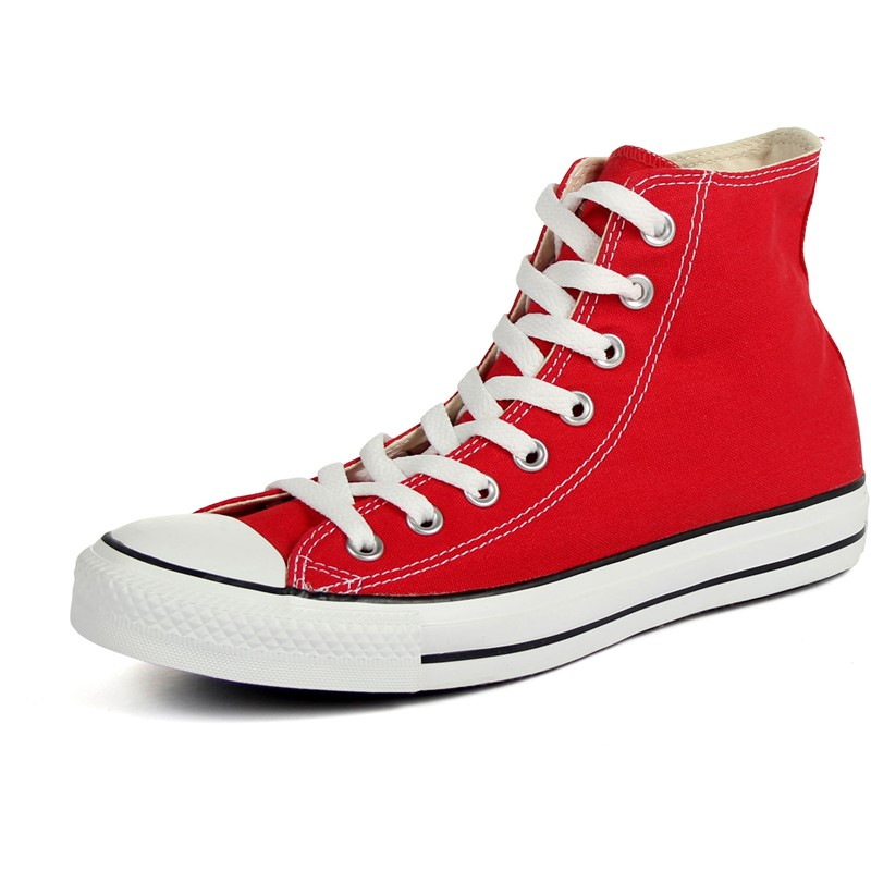 Converse Chuck Taylor All Star Hi M9621C Red Mens Plimsolls