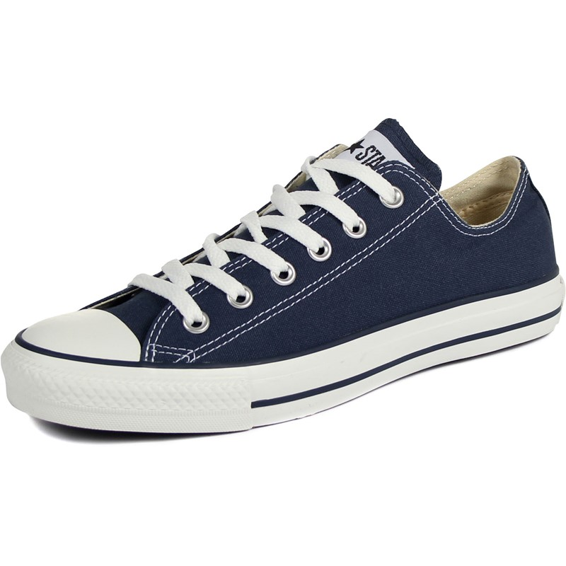 Converse Chuck Taylor All Star Low Top - MENS - Off Court Shoes - Navy - M9697