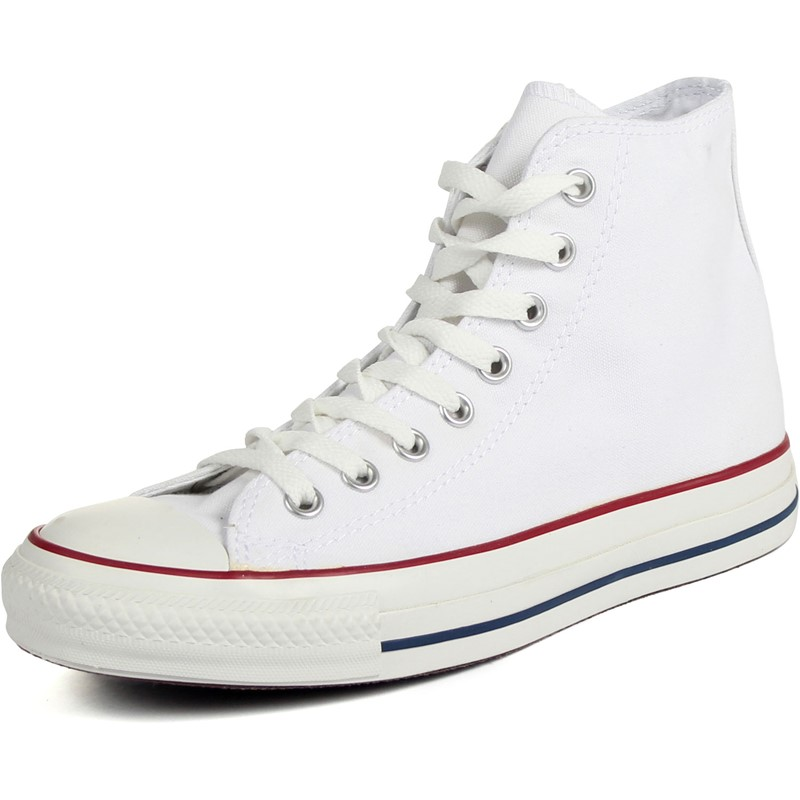 converse all star optical white