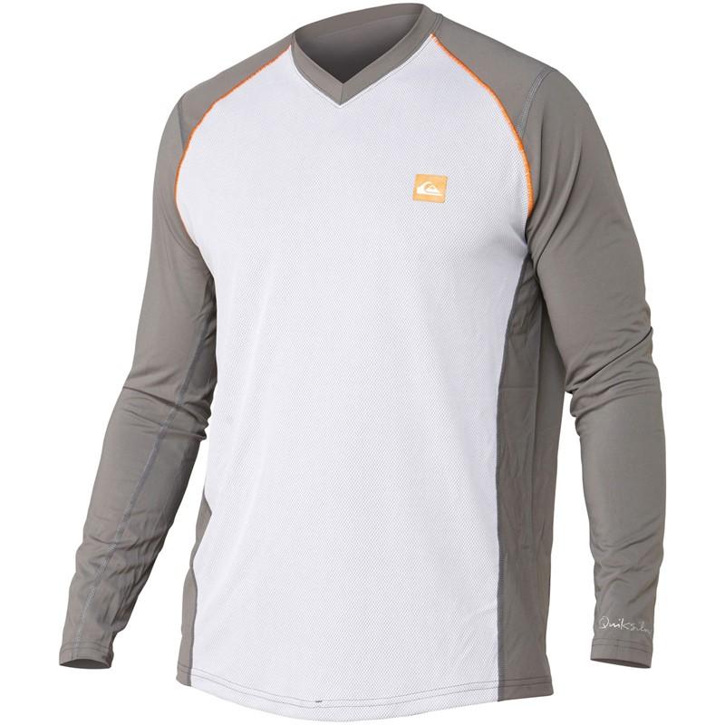 Quiksilver Mens Koloa Long Sleeve Surf T Shirt