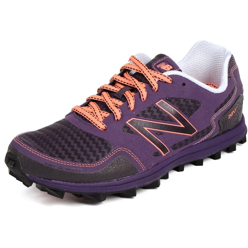 New Balance Womens Minimus Zero Trail V2 Shoes