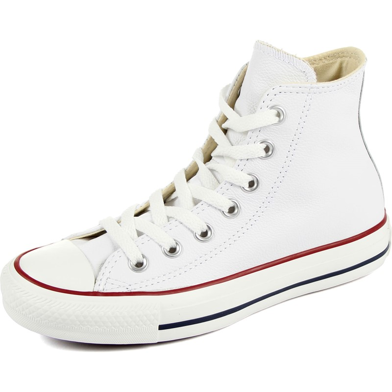 6d88916aa91044 Converse Chuck Taylor All Star Leather Hi Shoes