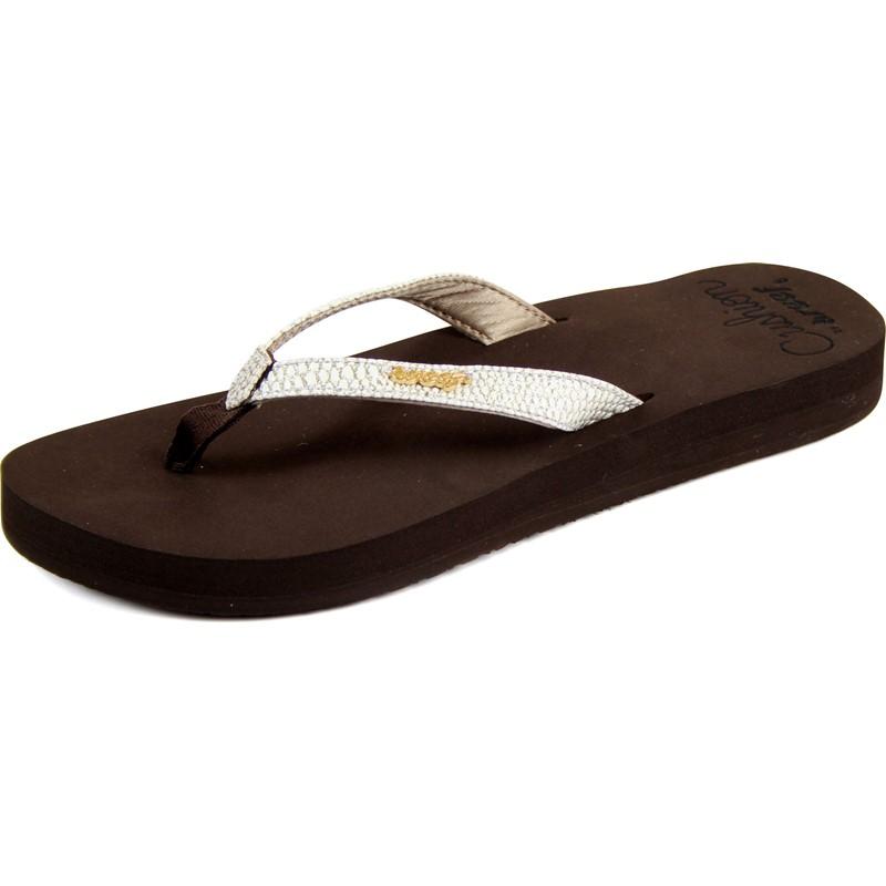 db63478923fe Reef. Reef - Womens Star Cushion Sassy Sandals