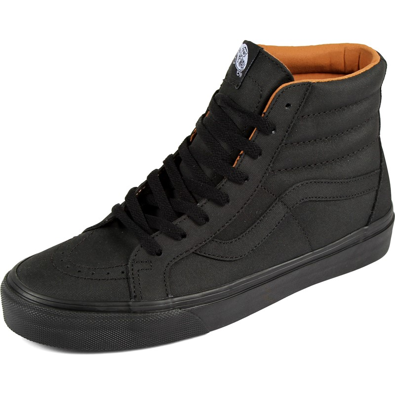 b70fe66f647617 Vans - Unisex Sk8-Hi Reissue Shoes in (Xtuff) Black Bran