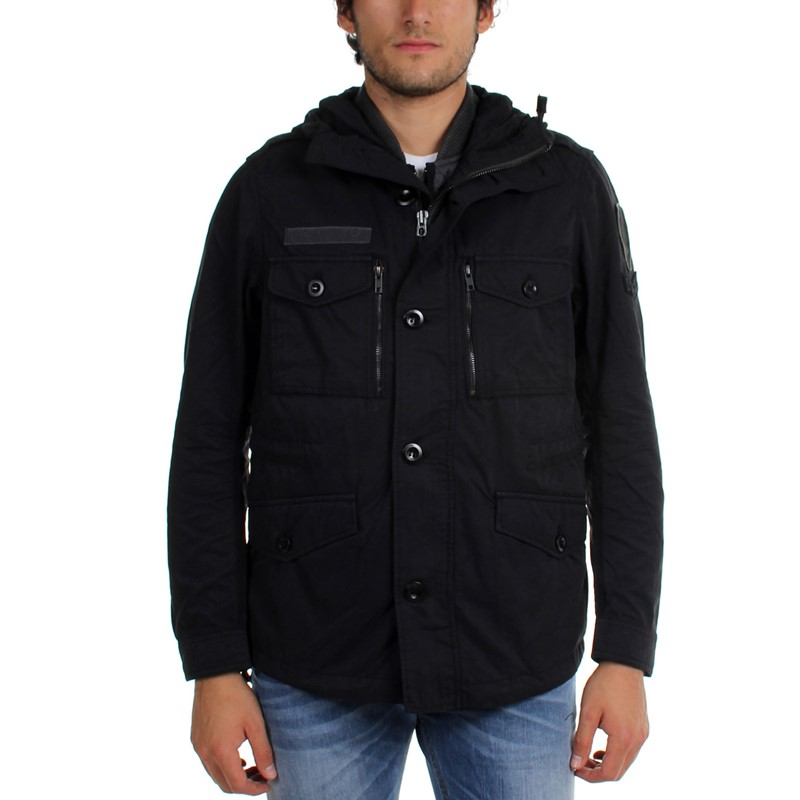 release date: 1b9a9 d0c34 Diesel - Mens W-Tapi Giacca Jacket