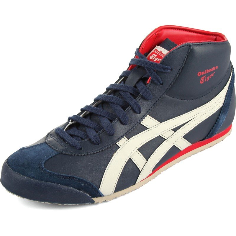grand choix de 539b8 6c8d1 Asics - Mens Onitsuka Tiger Mexico Mid Runner Shoes