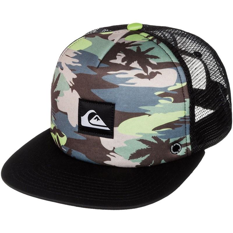 5919513fcac Quiksilver. Quiksilver - Mens Boardies Trucker Hat