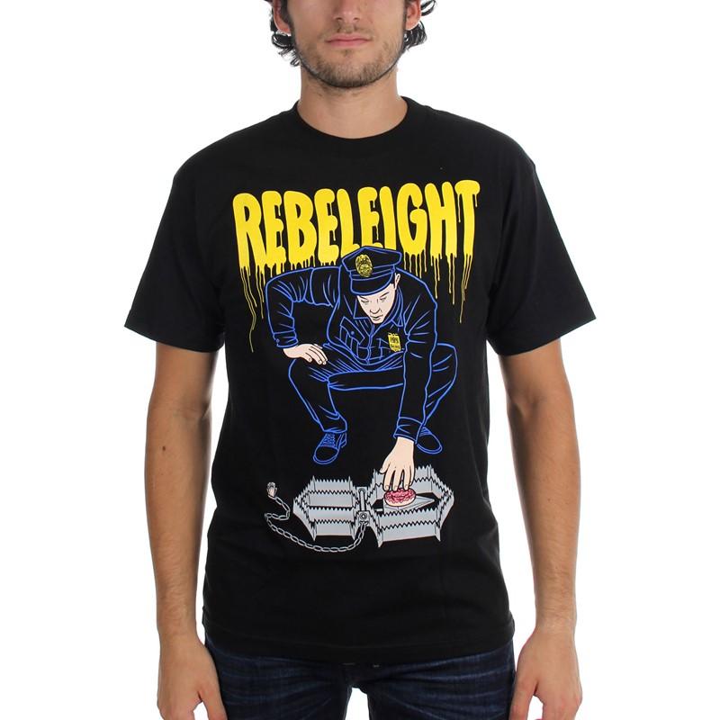 d6d6fd04 Rebel8 - Mens Cop Trap T-Shirt