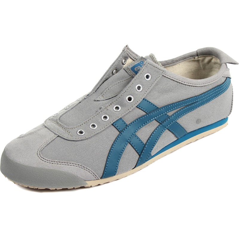 asics mens onitsuka tiger mexico 66 slip on shoes ebay. Black Bedroom Furniture Sets. Home Design Ideas