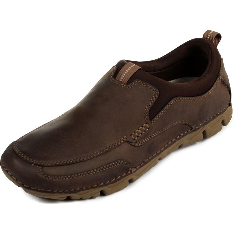 9e9ea53f1e67 Rockport - Mens Rocsports LT2 Moc Slip On Shoes