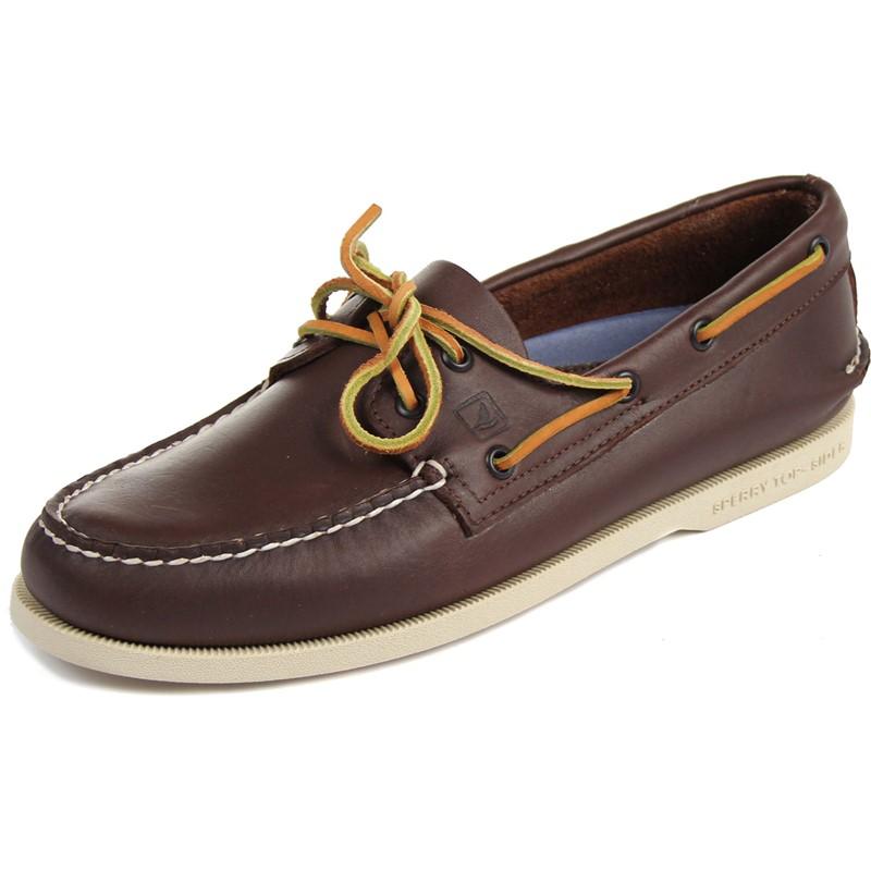 Mens Authentic Original Boat Shoe