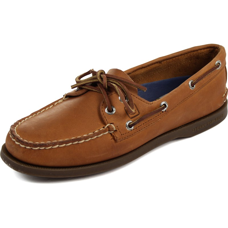 Sperry Top Sider Authentic Originals Mens Boat Shoes Sahara
