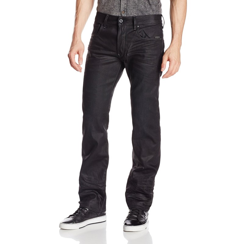 38016a93e6a G-Star Raw. G-Star Raw - Mens Attacc Straight Straight Jeans