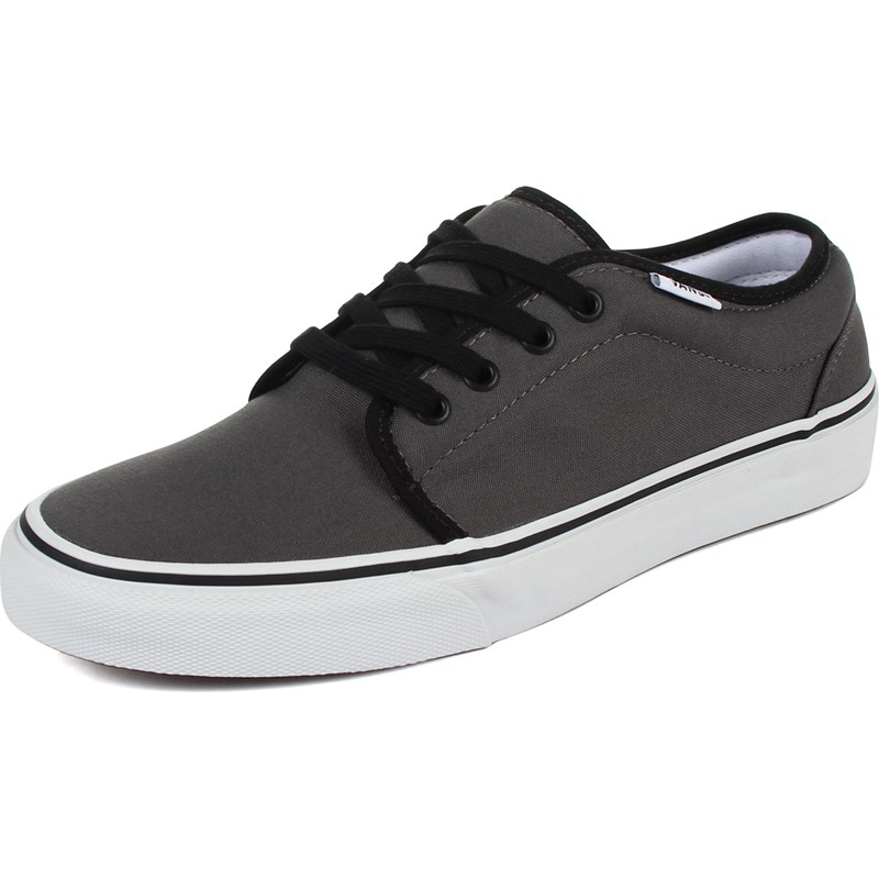 Vans. Vans - U 106 Vulcanized Shoes In Pewter Black 8da8bab7c