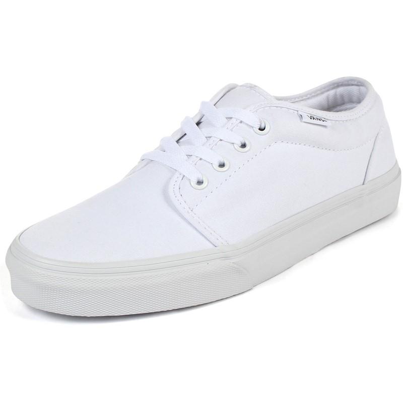 Vans. Vans - U 106 Vulcanized Shoes In True White 912b9771bd50