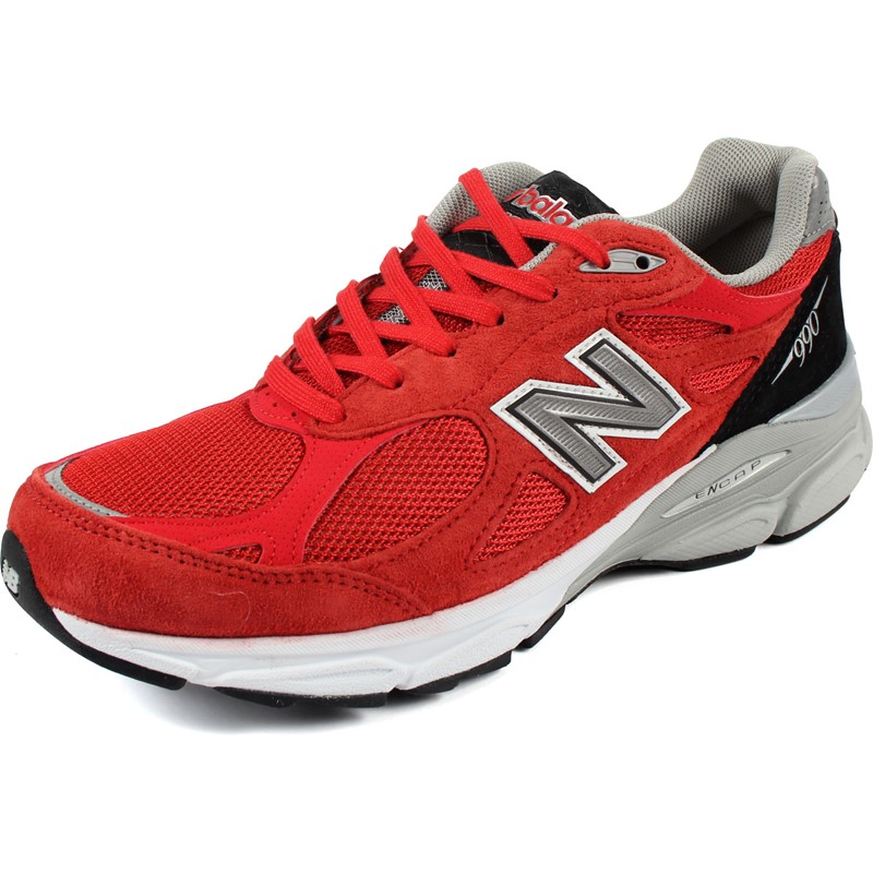 new product ac6b6 c91ee New Balance - Mens 990v3 Running Shoes