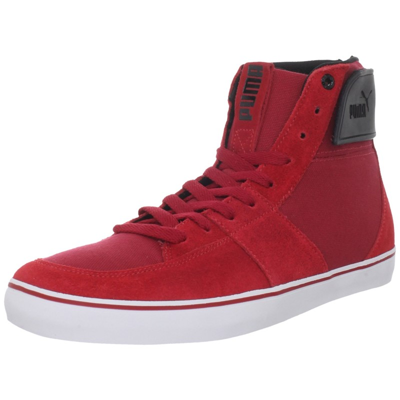 Puma. Puma - Mens El Vuelo Mid Cvs Shoes c8f4837da